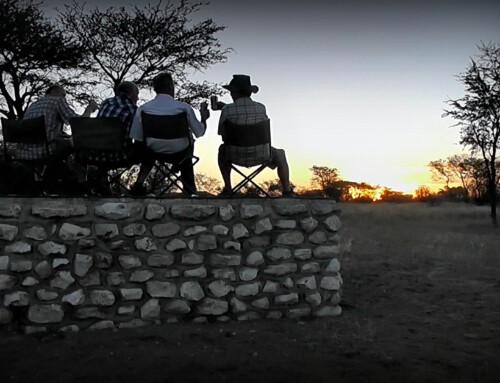 Jedermänner in Afrika